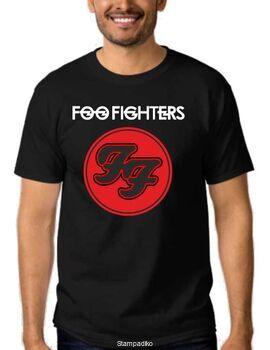 Μπλούζα Rock t-shirt unisex Foo Fighters