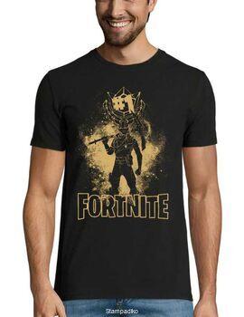 Mπλούζα με στάμπα Rust Lord Fortnite