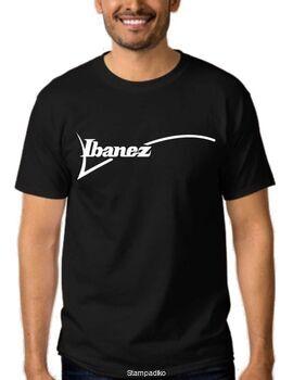 Μπλούζα με στάμπα Ibanez guitar