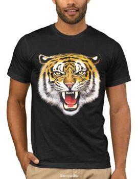 Μπλούζα t-shirt Wild Tiger
