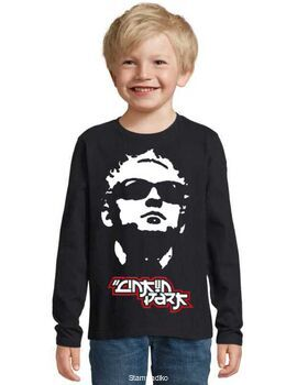 Παιδικό μπλουζάκι με στάμπα Linkin Park