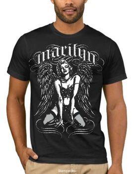 Μπλούζα t-shirt  Marilyn Monroe