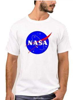 Mπλουζάκι με στάμπα Nasa