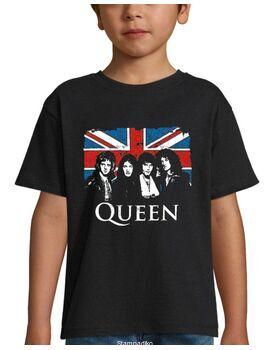 Παιδικό μπλουζάκι με στάμπα Queen