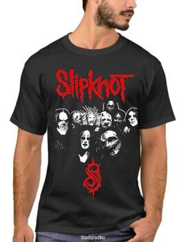 Mπλουζάκι με στάμπα Slipknot