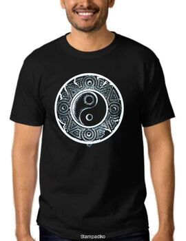 Μπλούζα t-shirt Yin-Yang