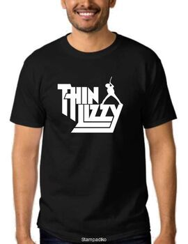 Μπλούζα t-shirt hard rock Thin Lizzy