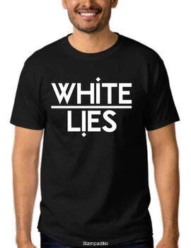 Mπλουζάκι με στάμπα Post Punk White Lies