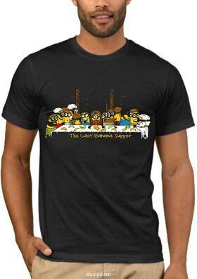 Αστεία T-shirts minions a5450-52